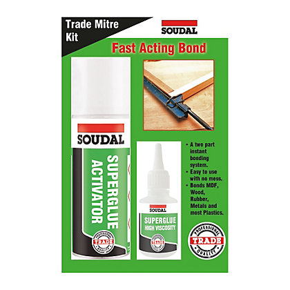Image for Soudal Mitre Kit from StoreName
