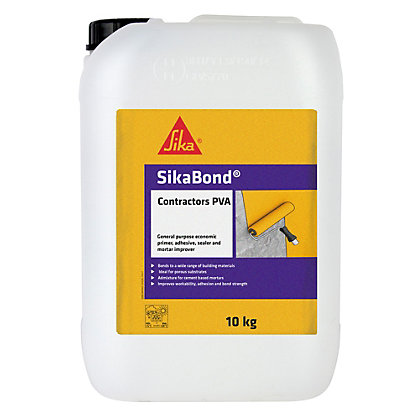 Image for Sikabond Contractor PVA - 10kg from StoreName