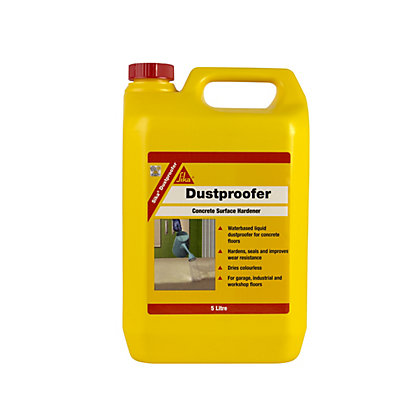 Image for Sika Dustproofer - 5L from StoreName