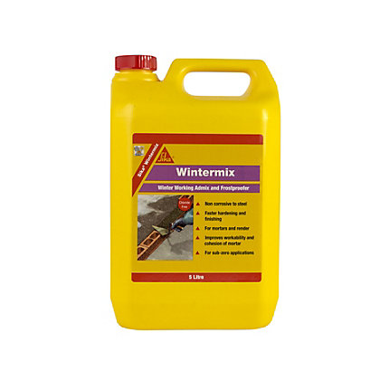 Image for Sika Wintermix - 5L from StoreName