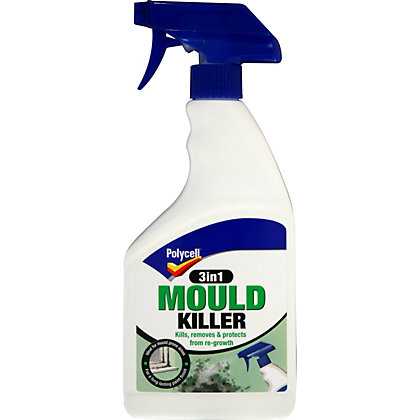 Image for Polycell Mould Killer Spray 500ml from StoreName