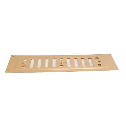 Image for Adjustable Vent - 229 x 76mm - Gold Aluminium from StoreName