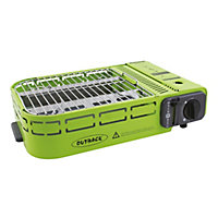 Outback U Grill Portable Gas BBQ - Green