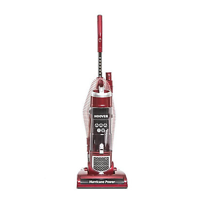 Image for Hoover Hurricane VR81HU01 Bagless Upright Vacuum Cleaner from StoreName