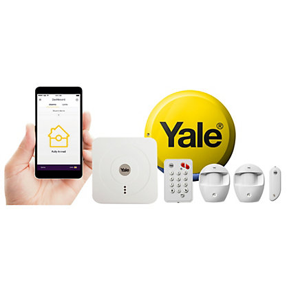 Image for Smart Living Smart Home Alarm Kit from StoreName