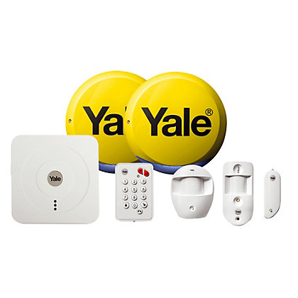 Image for Yale Smart Living Alarm & View Kit from StoreName