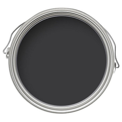 Image for Weathercoat Black - Smooth Masonry Paint - 2.5L from StoreName