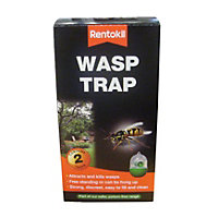 Rentokil Wasp Trap (Pack of 2)