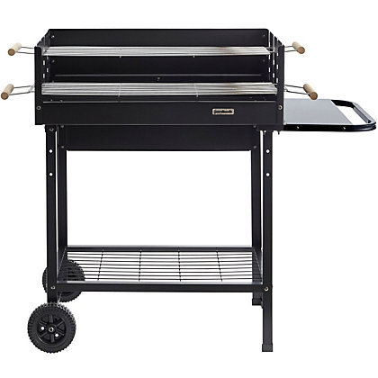 Image for Jumbuck Party Charcoal BBQ - Black from StoreName