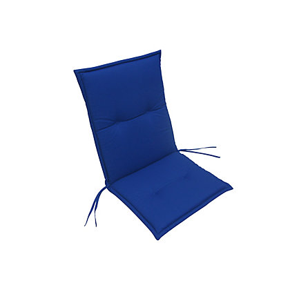 Image for Seat and Back Cushion - Dark Blue from StoreName