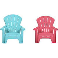 Childrens Plastic Stacking Chair (Choice of Colours Available)