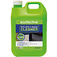 ecofective Patio and Decking Clean - 2.5L