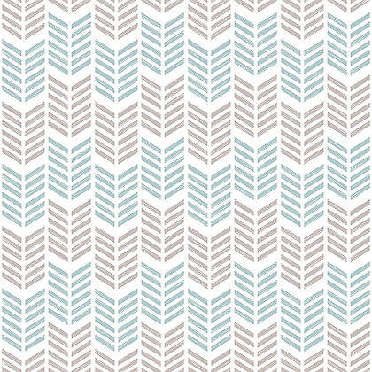 Image for Superfresco Easy Oiti Taupe Bleu Wallpaper from StoreName