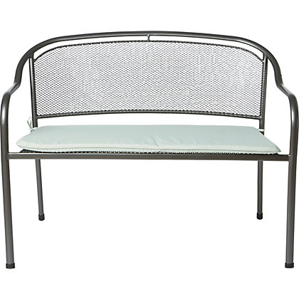 Image for Ontario Steel Garden Bench from StoreName