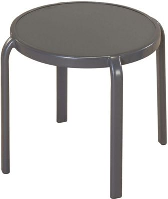 stacking side table (choice of colours available)