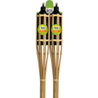 Bamboo 150cm Torch (Pack of 2)