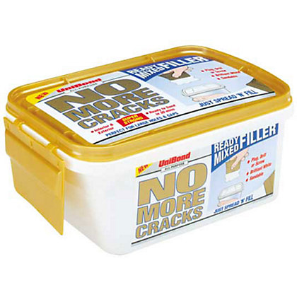 Image for UniBond Decorators Filler Square Tub - 1.2kg from StoreName