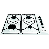 Indesit Aria PAA 642 /I(WH) Gas Hob - White