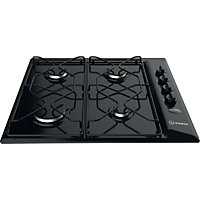 Indesit Aria PAA 642 /I(BK) Gas Hob - Black