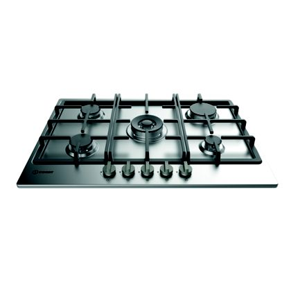 indesit aria thp 751 wixi gas hob stainless steel