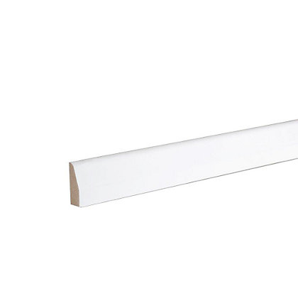 Image for MDF Pmd Chamfered Architrave 14.5 x 44mm x 2.1m from StoreName