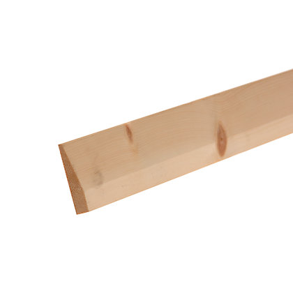 Image for Pine Chamfered Architrave 15 x 69mm x 2.1m from StoreName
