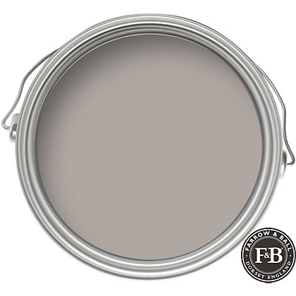 Image for Farrow & Ball No.267 Dove Tale - Exterior Egg Shell Paint - 750ml from StoreName