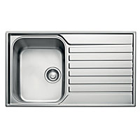 Franke Ascona 611 Kitchen Sink - 1 Bowl