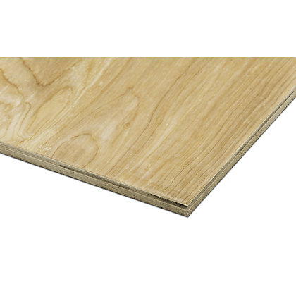 Image for Hardwood Plywood 2440 x 1220 x 12mm from StoreName
