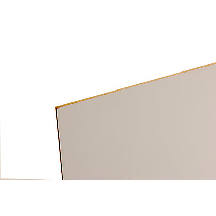 Image for White Faced Hardboard 2440 x 1220 x 3mm from StoreName