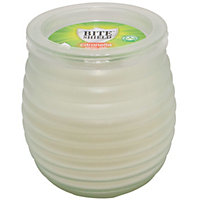 Candle Citronella Patio Jar - Glass