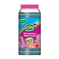 Gro-Sure Ericaceous Plant Food - 900g