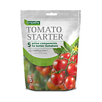 Empathy Tomato Starter with Rootgrow (Pack of 6)