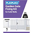 Plasplugs Garden Gate Repair Kit