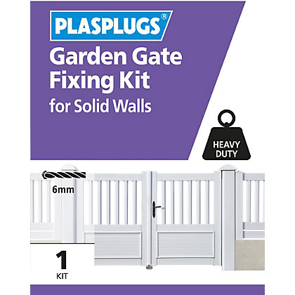 Image for Plasplugs Garden Gate Repair Kit from StoreName