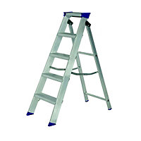 Werner 5 Tread  Builders Stepladder