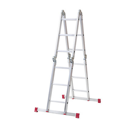 Image for Werner 12 Way Multi Ladder & Platform from StoreName