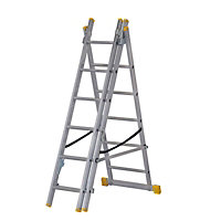 Werner 1.85m X4 Combination  Ladder
