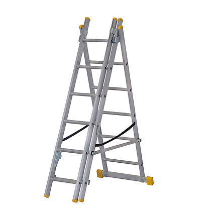Image for Werner 1.85m X4 Combination  Ladder from StoreName