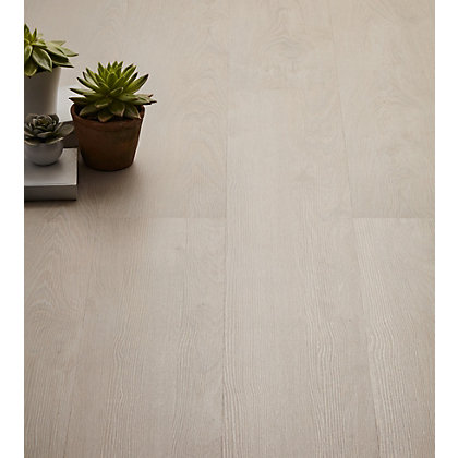 Image for Laminae White Oak Laminate Flooring from StoreName