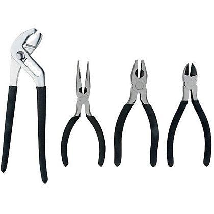Image for Value Plier Set - 4 Piece from StoreName