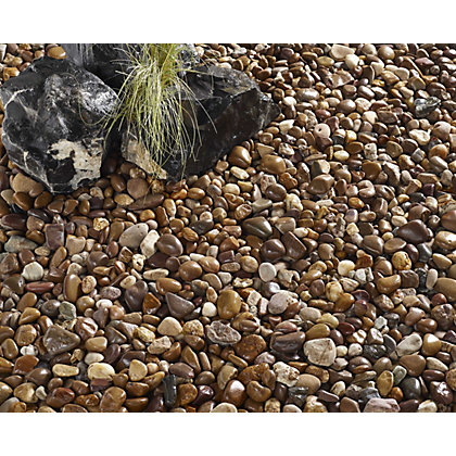 Image for Stylish Stone River Pebbles - Large Pack from StoreName