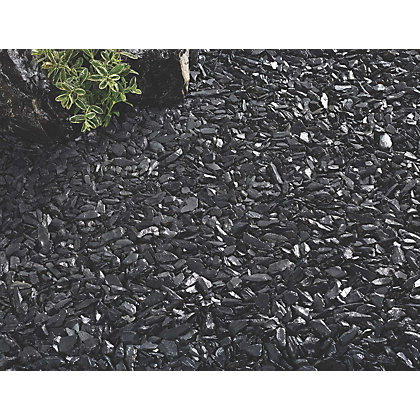 Image for Stylish Stone Black Slate 20mm - Large Pack from StoreName