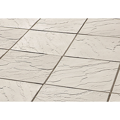 Image for Stylish Stone Winchester Paving 450 x 450mm - Grey from StoreName