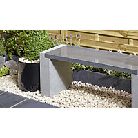 Stylish Stone Natural Stone Coping Or Edging - Charcoal