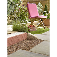 Stylish Stone Natural Stone Coping Or Edging - Sunset Red