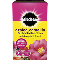 Miracle-Gro Azalea, Camellia & Rhododendron Soluble Plant Food - 500g