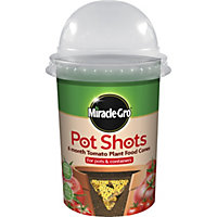 Miracle-Gro Pot Shots Tomato Plant Food Cones