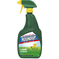 Roundup Lawn Ready To Use Weedkiller - 1L