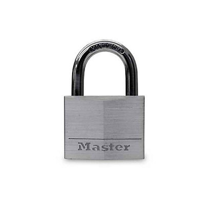 Image for Master Lock Aluminium Padlock - 40mm from StoreName